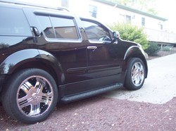 DJKryptonites 2005 Nissan Pathfinder