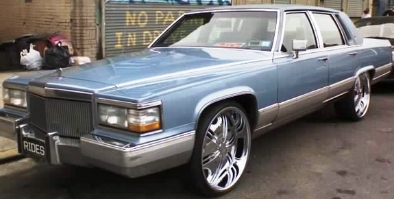 Another 1siccaddy 1991 Cadillac Fleetwood post... - 10650183