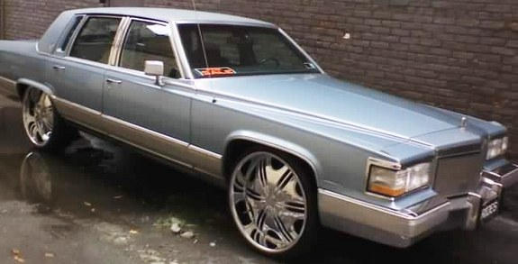 Another 1siccaddy 1991 Cadillac Fleetwood post... - 10650184