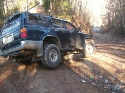 MUDYOTA1s 1995 Toyota 4Runner