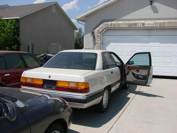 Another Audi-200-turbo 1989 Audi 200 post... - 10652866