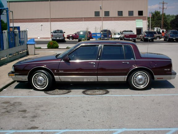 Chrisolds 1990 Oldsmobile 98