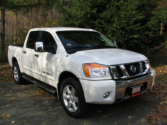 Another 05thumpinpathy 2008 Nissan Titan Crew Cab post... - 10653434