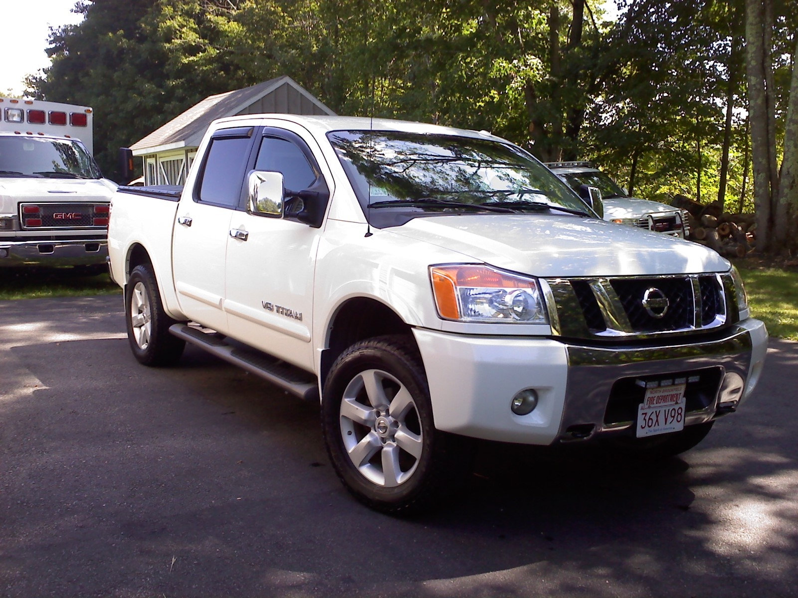 Another 05thumpinpathy 2008 Nissan Titan Crew Cab post... - 10653455