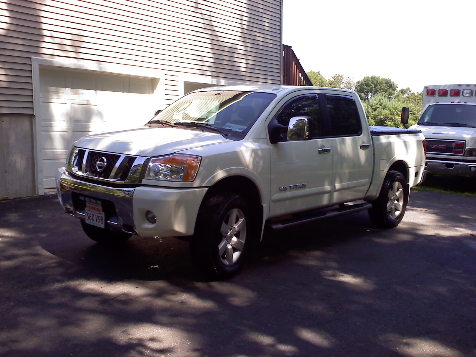 Another 05thumpinpathy 2008 Nissan Titan Crew Cab post... - 10653456
