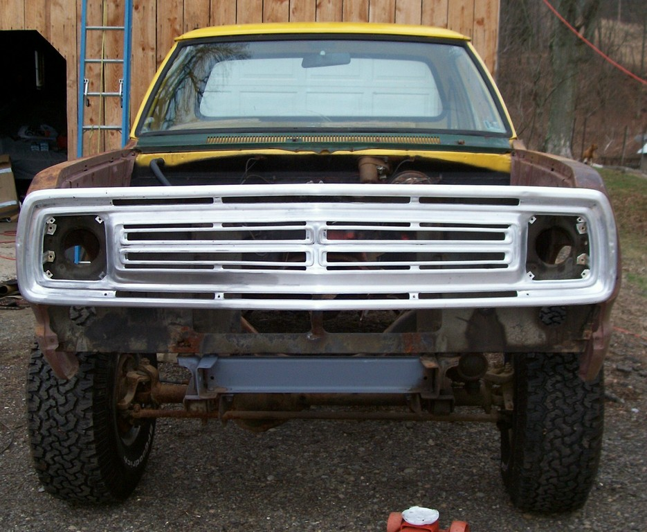 ryan_340's 1972 Dodge Power Wagon