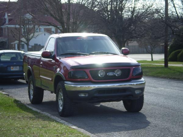 jeepin94sport 2002 ford f150 regular cab specs photos modification info at cardomain. Black Bedroom Furniture Sets. Home Design Ideas