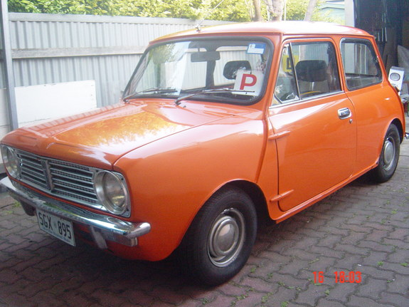 Another cookie720 1974 MINI Clubman post... - 10655672