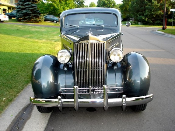 Another BlackSheepGTX 1937 Packard 200 post... - 10662896