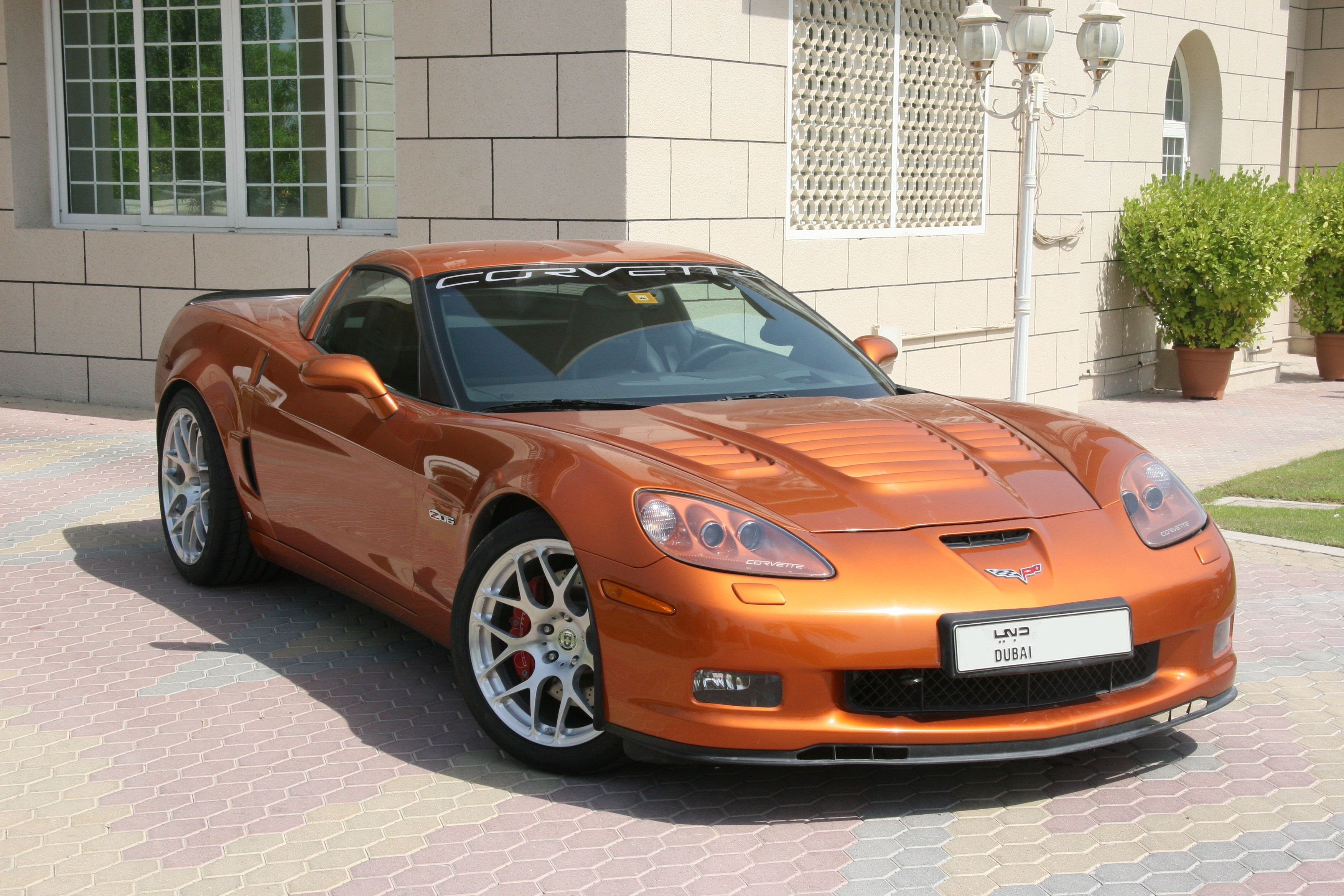 Al Gaz 2007 Chevrolet Corvette Specs Photos Modification Info At Cardomain
