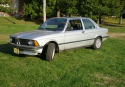 Quaddawgs 1982 BMW 3 Series