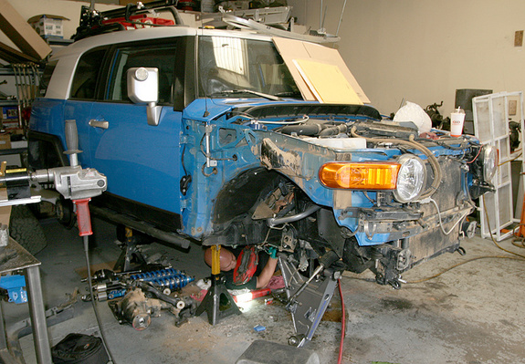 Air2air 2007 Toyota FJ Cruiser 11502065