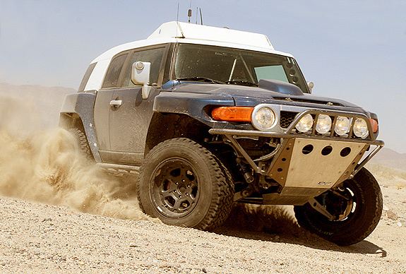 Air2air's 2007 Toyota FJ Cruiser