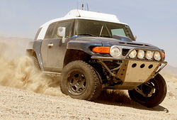 Air2air 2007 Toyota FJ Cruiser
