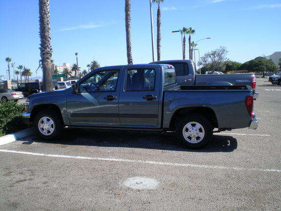 commondude 2007 GMC Canyon Regular Cab 10660629