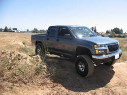 commondudes 2007 GMC Canyon Regular Cab