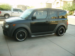 steviestevs 2003 Honda Element