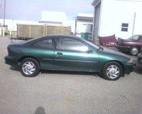 Another 01_Cavalier 1998 Chevrolet Cavalier post... - 10663485