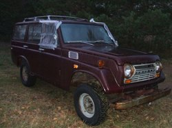 FineWynsFJ40s 1970 Toyota Land Cruiser