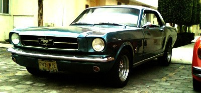 Another londonese 1965 Ford Mustang post... - 9328161