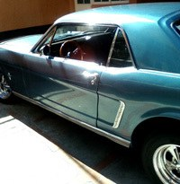 Another londonese 1965 Ford Mustang post... - 9328162