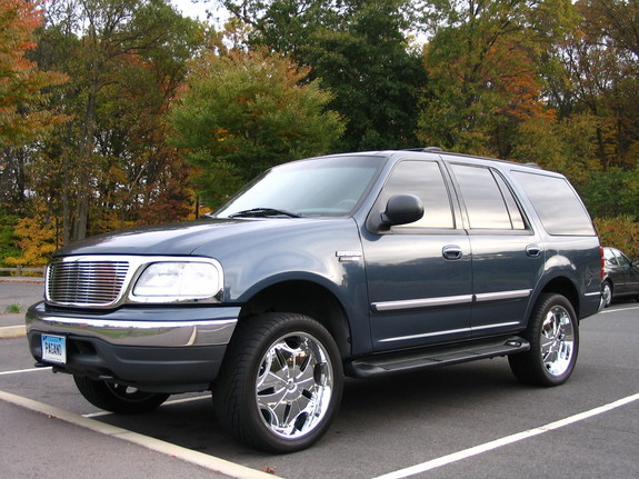 They_Pay 2000 Ford Expedition