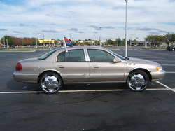 mroricle1973 1999 Lincoln Continental