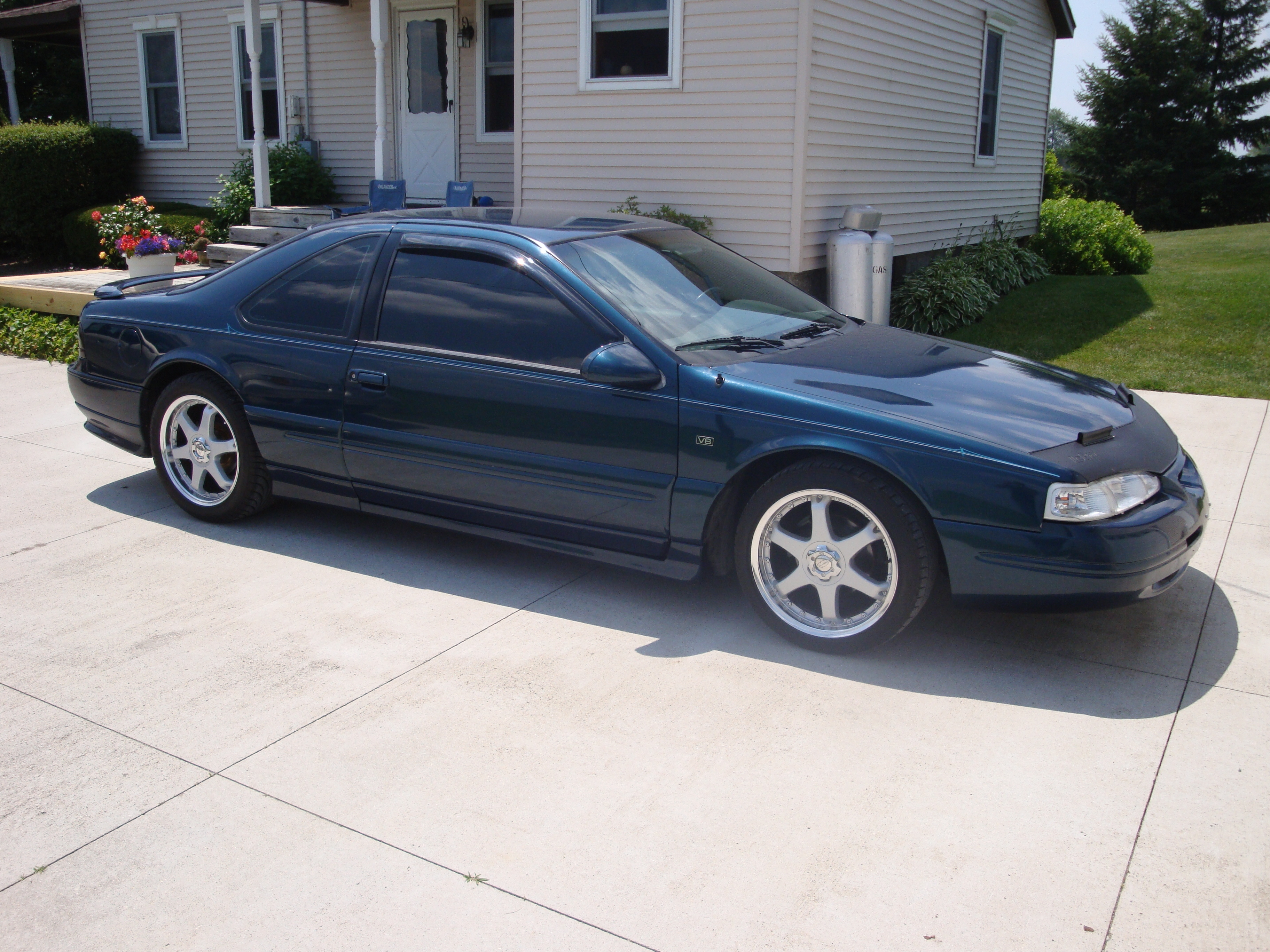 1997 ford thunderbird performance upgrades. Cars Review. Best American Auto & Cars Review