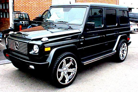 Yaldanghorbani 2008 Mercedes Benz G Class Specs Photos