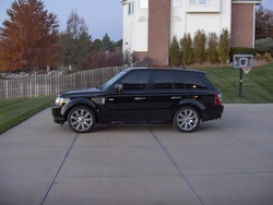derangedrovers 2008 Land Rover Range Rover Sport