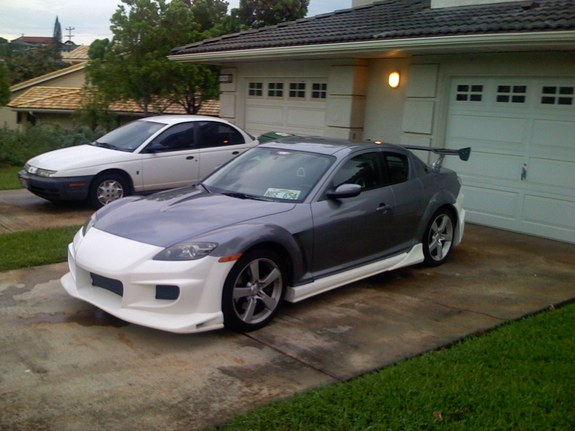 Chef_Mo 2004 Mazda RX-8 Specs, Photos, Modification Info at CarDomain