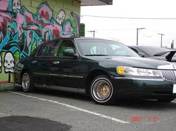 CrestSidePlayas 1998 Lincoln Town Car