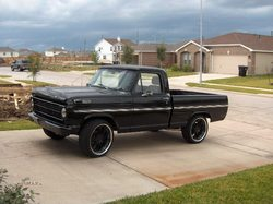 bigpooh 1969 Ford F150 Regular Cab