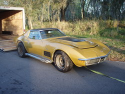 fullgarages 1971 Chevrolet Corvette