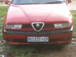 winties 1996 Alfa Romeo 155