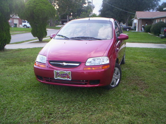 Another xbecca_facex 2007 Chevrolet Aveo post... - 10674720
