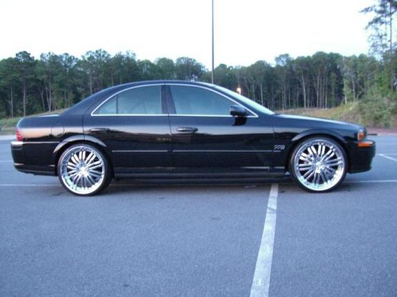 AlwaysOnShine 2002 Lincoln LS Specs Photos Modification Info at