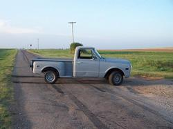 Mrd1971s 1971 Chevrolet C/K Pick-Up