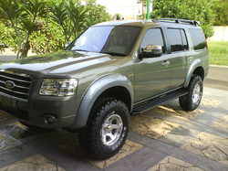 JeepProject 2007 Ford Everest