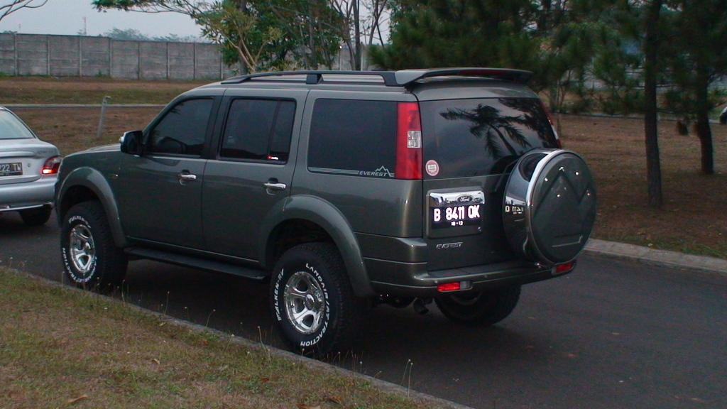 Jeepproject 2007 Ford Everest Specs Photos Modification
