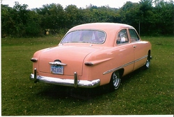 91B2200EX 1949 Ford Coupe