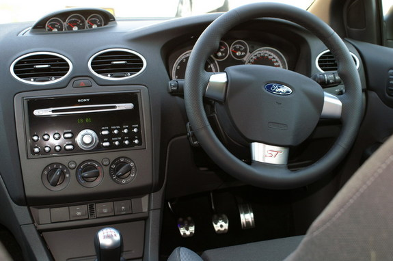 Ford Focus St 2006 Interior Images Galleries With A Bite