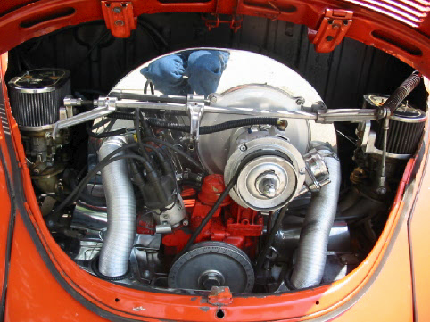 Inconspicuous_97 1972 Volkswagen Beetle Specs, Photos, Modification Info at CarDomain