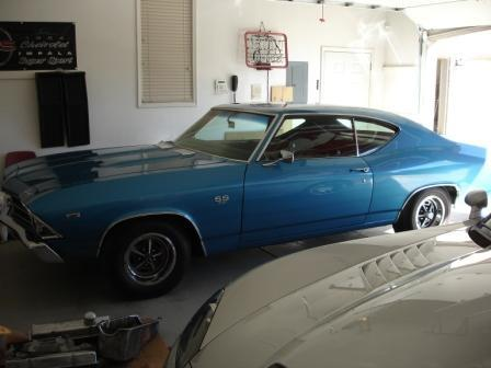 Another viperguy12 1969 Chevrolet Chevelle post... - 10677159