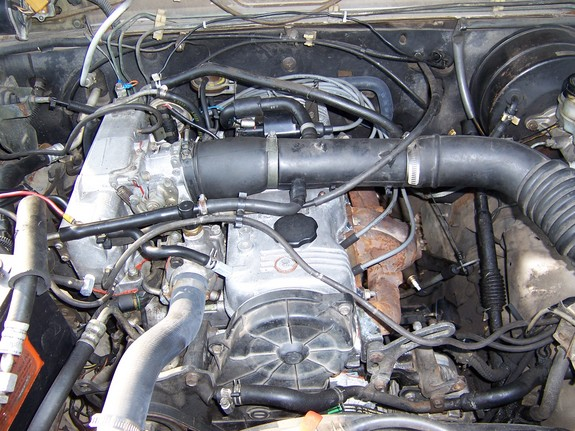 Isuzu Trooper 2 6 Engine Problems And Solutions