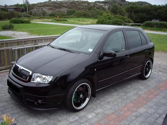 buken12 2007 skoda fabia specs photos modification info at cardomain. Black Bedroom Furniture Sets. Home Design Ideas