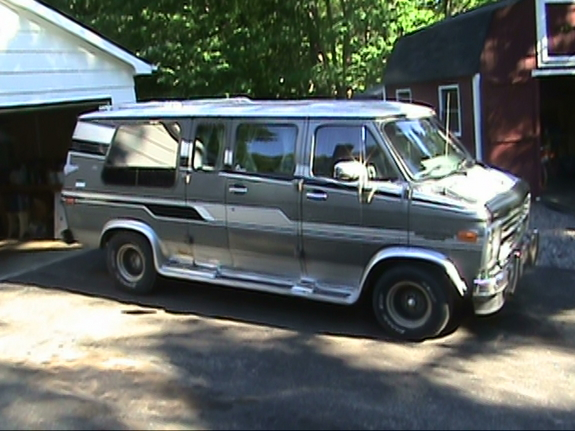 Another Movanner 1991 Chevrolet G-Series 1500 post... - 10682705