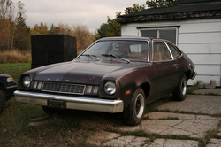 Ponygal77 1977 Ford Pinto