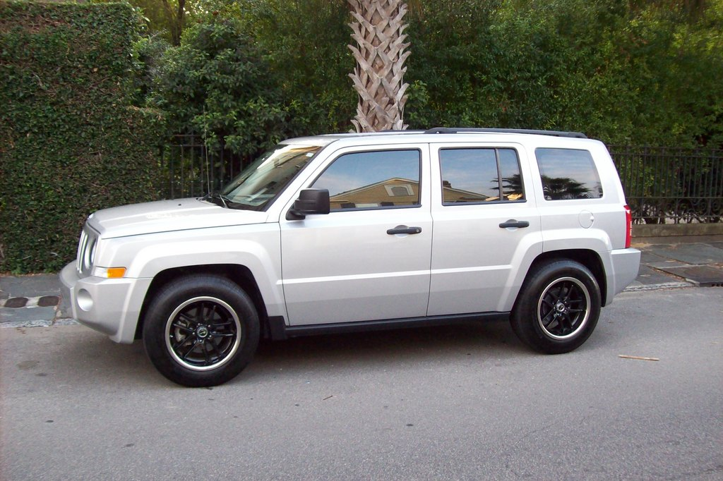 Jeeppatriot 2008 Jeep Patriot Specs Photos Modification Info At Cardomain