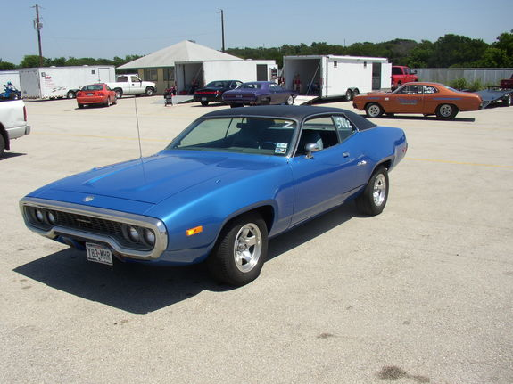 72Sebring 1972 Plymouth Satellite